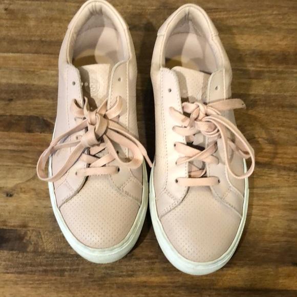 Greats Shoes | Greats Brooklyn Pink